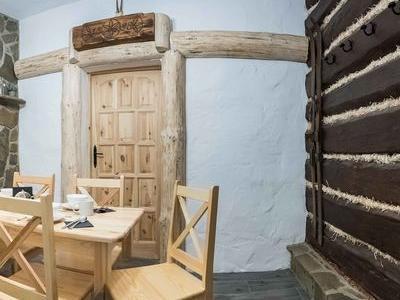 pokój w domku góralskim